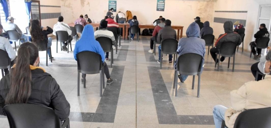 NBCH: continuará este lunes la entrega de tarjetas de débito Chaco 24 para beneficios IFE