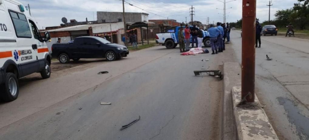 El conductor de la camioneta que atropelló y mató al soldado tenía prisión domiciliaria
