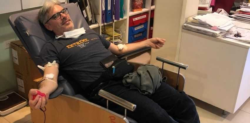 Chaco: Comenzó la extracción de plasma convaleciente en hospitales del interior