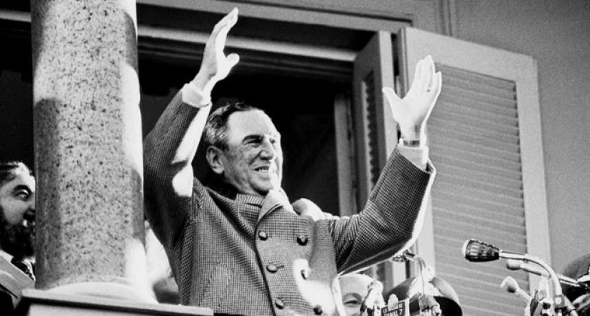 1° de julio de 1974: Fallecimiento de Juan Domingo Perón