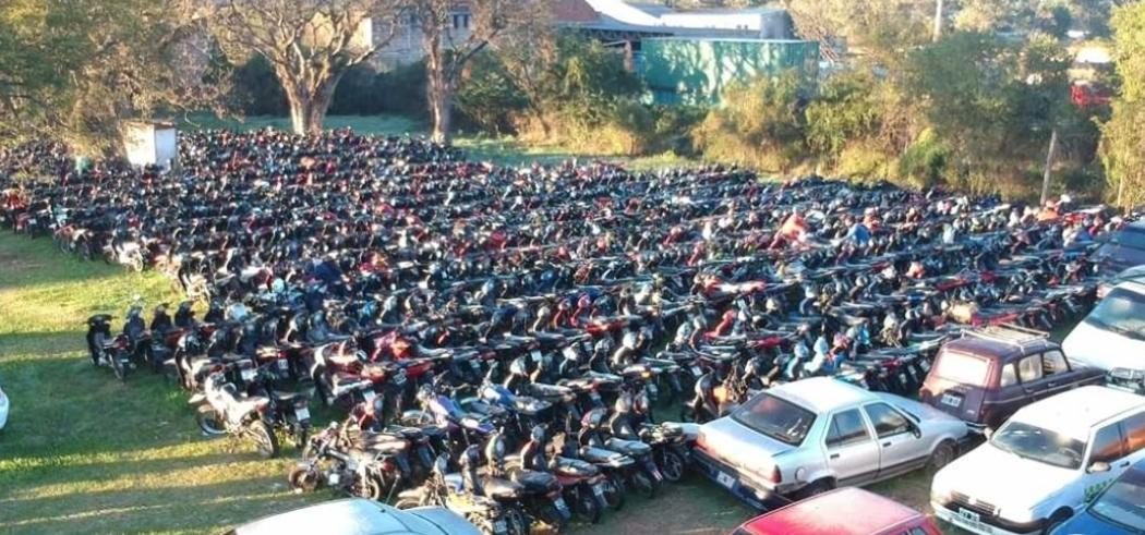 Reutilizarán vehículos abandonados en el Corralón Municipal para uso oficial