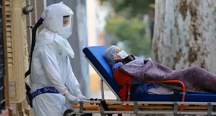 Coronavirus en Argentina: otra fuerte suba de casos y hay casi 78 mil infectados