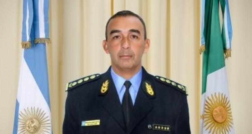 Chaco: En horas del mediodia se presentó la renuncia de parte de la cúpula policial hacia el Gobernador