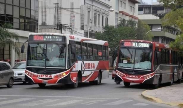 Preparan la vuelta del transporte público para el 1 de agosto en Resistencia