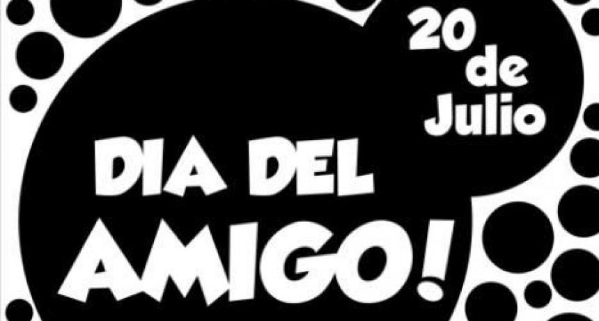 20 de Julio: Día del Amigo