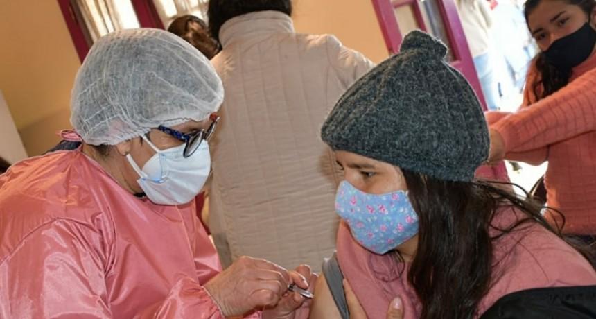 Chaco suma nuevas estrategias de vacunación contra covid-19