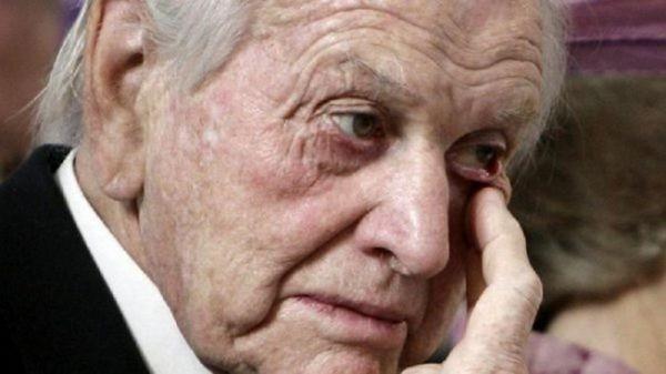 Murió Jorge Zorreguieta  padre de la Reina de Holanda