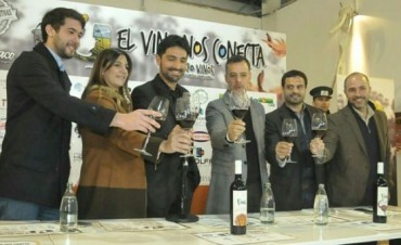 El próximo viernes arranca la Expo vinos y encantos regionales