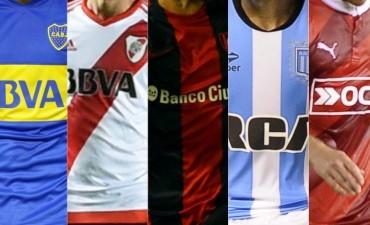 Se filtraron las cinco fechas iniciales de la Superliga y el día y lugar de todos los clásicos