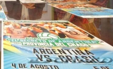 Este miércoles, se ponen a la venta las entradas para Argentina-Brasil