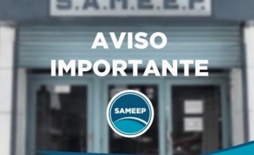 SAMEEP: Una quema de pastizales en Puerto Lavalle afectó al sistema de potabilización de la zona
