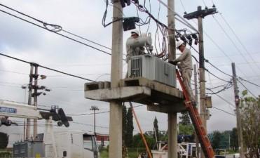 Por trabajos de Secheep habrá cortes de energía