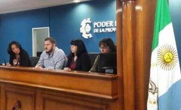 Reunión del Concejo Deliberante de la Juventud