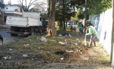 El municipio insiste con la limpieza de terrenos baldíos por parte de los propietarios