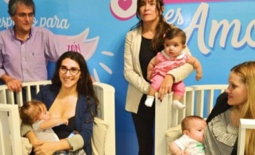 El INSSSEP habilitó sala de lactancia materna en su edificio central