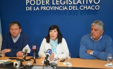 Elida Cuesta desvincula a la Legislatura de la causa por detención de droga