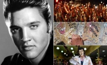 Elvis Presley a 40 años de su muerte