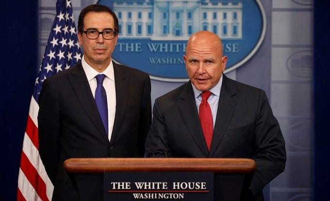 EE.UU. anunció sanciones a Maduro y lo llamó
