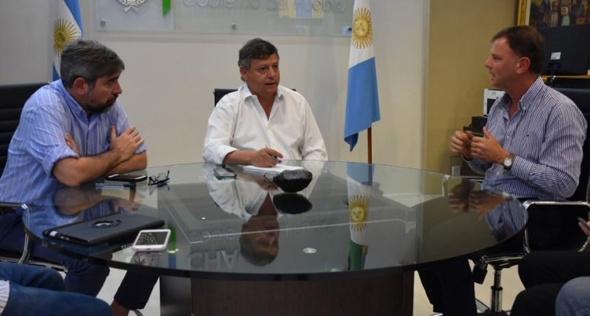 EL GOBERNADOR SE REUNIÓ CON PRESTADORES DE CIRUGÍAS CARDIOVASCULARES DE LA PROVINCIA