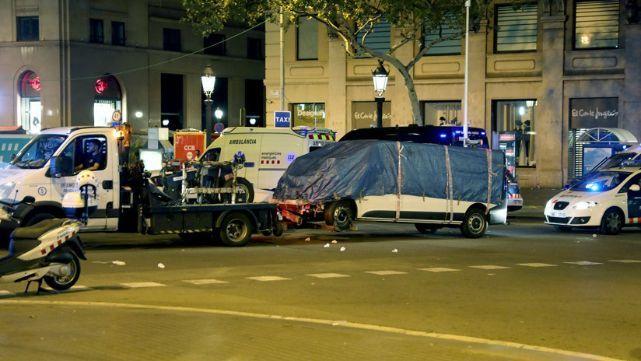 Así se preparaban los terroristas para el atentado en Barcelona