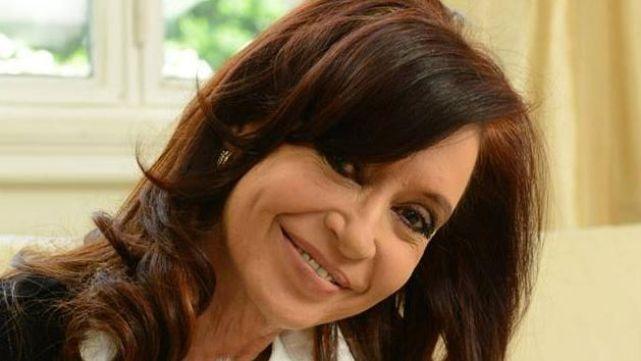 Cristina rompió el silencio y se refirió a las causas de Bonadio