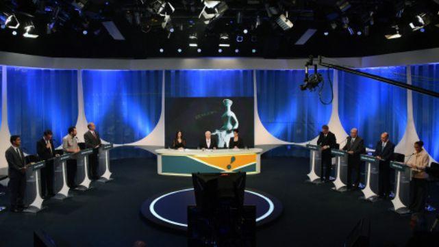 Lula fue borrado del debate presidencial
