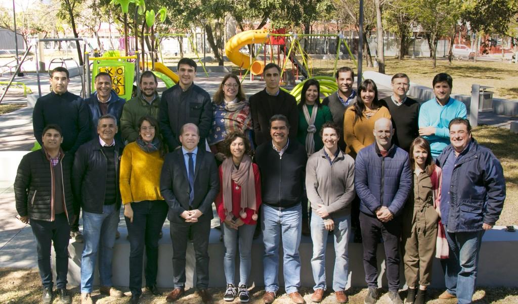 Plaza Belgrano: se inaugura una obra que llena de orgullo a Resistencia