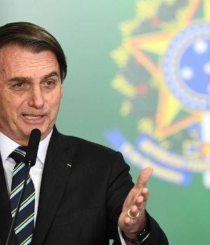 Bolsonaro llamó