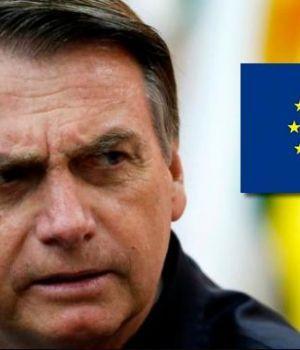 La UE criticó a Bolsonaro por el incendio en el Amazonas y peligra el acuerdo con el Mercosur