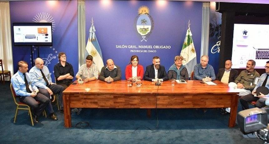 HISTÓRICO RECONOCIMIENTO SALARIAL A POLICÍA DEL CHACO DESDE EL GOBIERNO PROVINCIAL