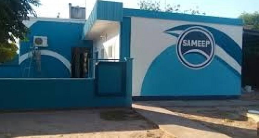 SAMEEP REALIZÓ CONEXIONES CLOACALES EN VILLA SAN JUAN
