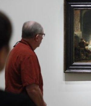 Compró un cuadro por 500 euros y se convirtió en multimillonario