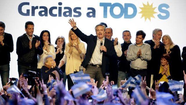 La repercusión en los medios del mundo del aplastante triunfo peronista