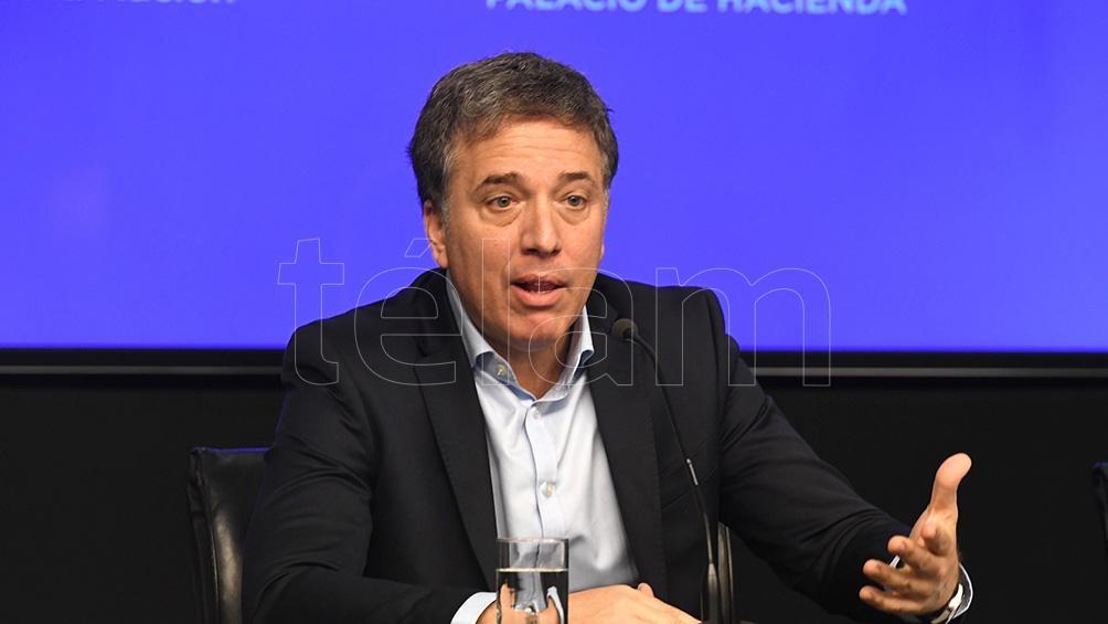 Nicolás Dujovne renunció al Ministerio de Hacienda