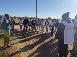 Continúa la búsqueda y detección de casos de COVID-19 en barrios de Sáenz Peña
