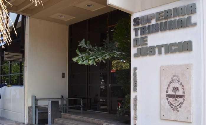 Cierre preventivo en tres juzgados de Resistencia y Sáenz Peña