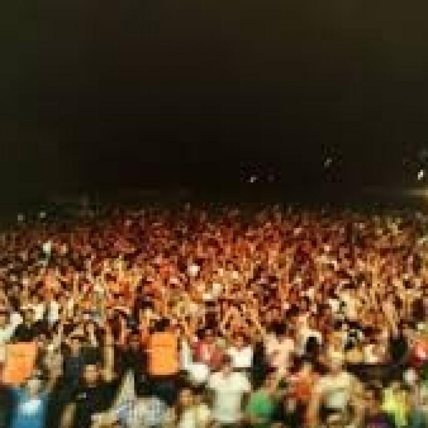 Descontrol en pandemia: más de 300 personas en una fiesta electrónica en Corrientes