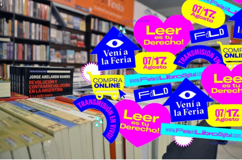 Apoyo de Lotería Chaqueña al Foro del Libro y la Lectura, que en 2020 será virtual