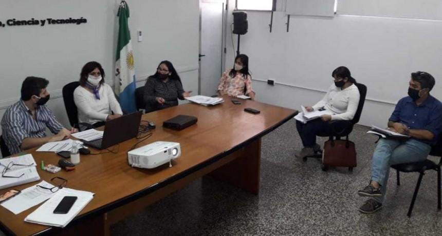 Chaco: el Ministerio de Educación trabaja en el Plan Provincial de Alfabetización