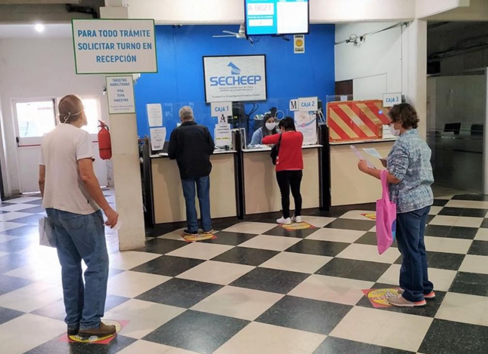 SECHEEP extiende el horario de sus oficinas comerciales en el Gran Resistencia
