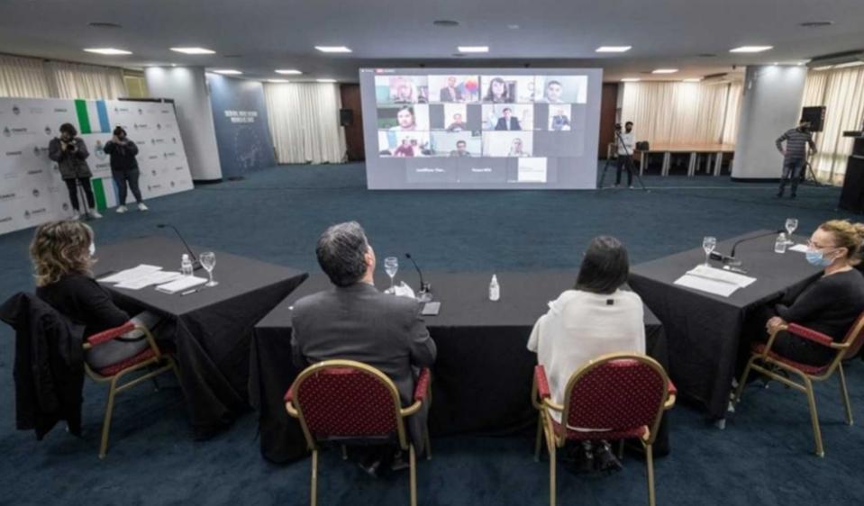 Inversión de $26 millones en obras para centros de primera infancia, los anuncios de Capitanich y Arroyo