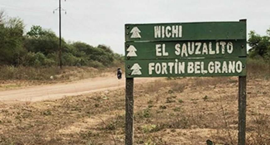 El Sauzalito: preocupación por la sequía en la zona y nuevos casos de coronavirus