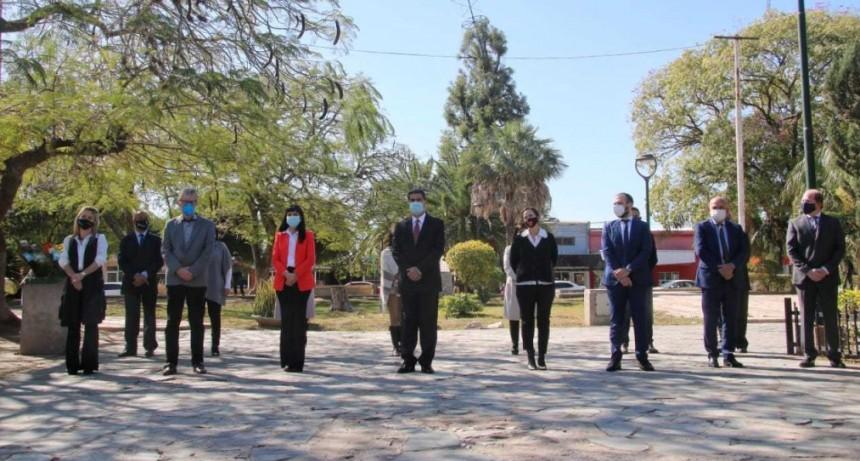 El homenaje del Chaco para recordar al general José de San Martín