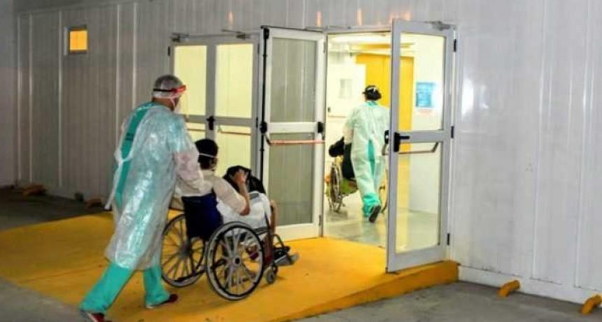 Con 55 nuevos positivos, Chaco suma 4.756 pacientes con coronavirus
