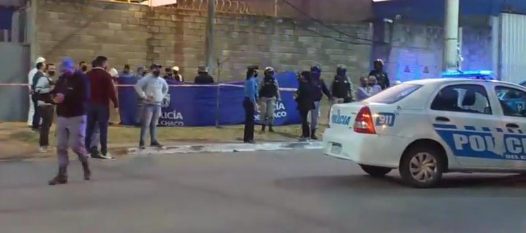 Conmoción: mataron a balazos a un joven en Resistencia