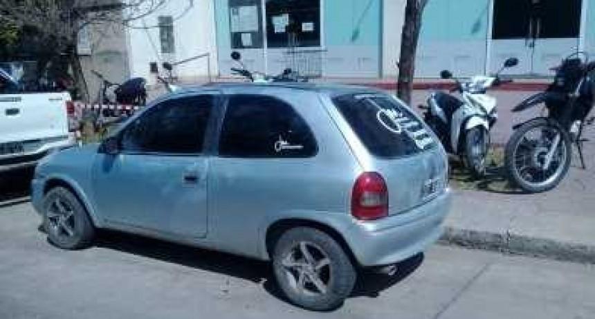 Homicidio en Villa Odorico: secuestran un automóvil