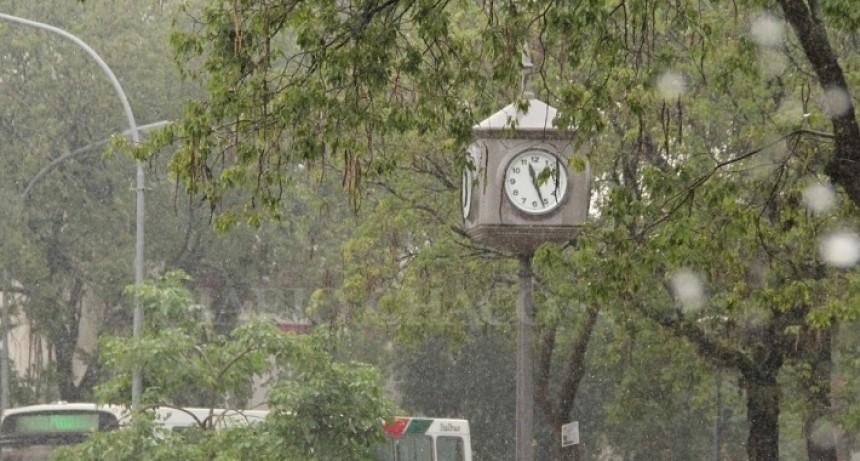 El tiempo: anuncian posibles lluvias y tormentas para esta madrugada