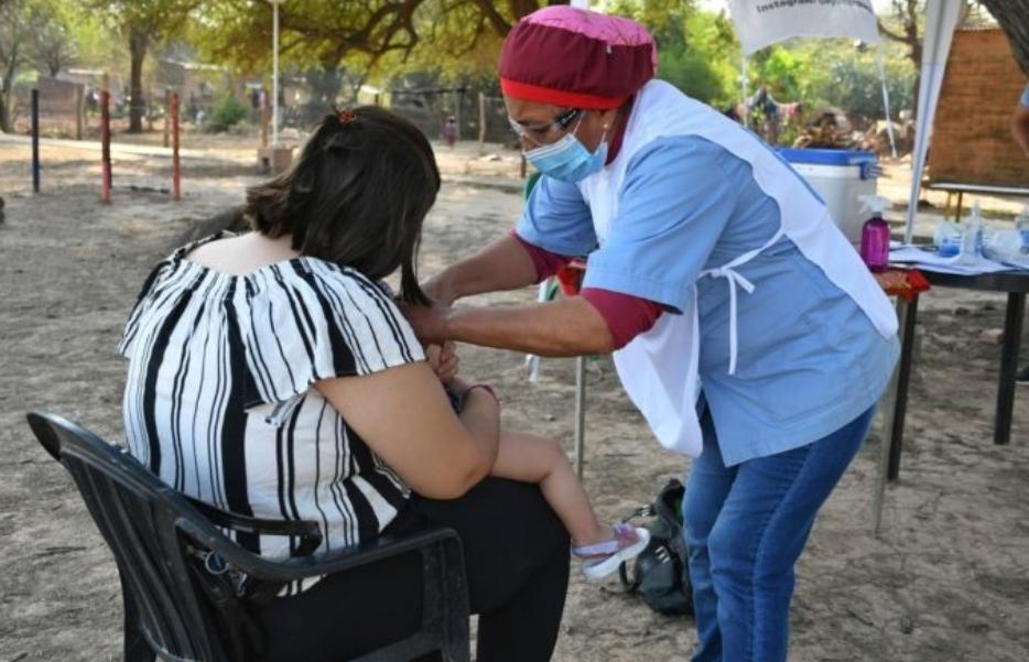 Campaña de vacunación intensiva: Continúa esta semana en General San Martín y Resistencia