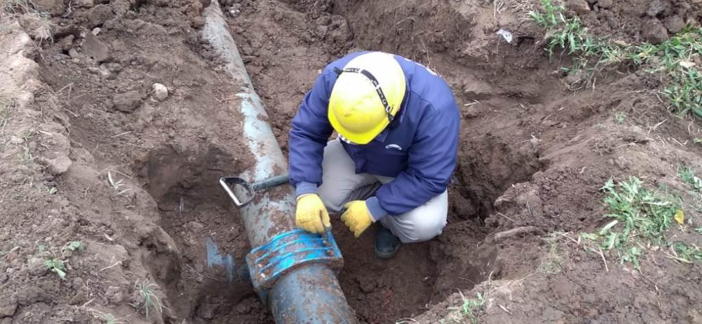 Sameep: el servicio de agua de la zona norte de Resistencia se normalizará paulatinamente