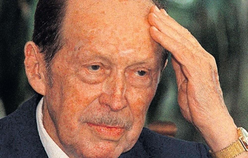 Se cumplen 15 años de la muerte de Alfredo Stroessner